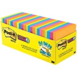 Post-it Super Sticky Notes, 3 in x 3 in, Marrakesh Collection