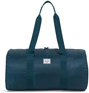 Herschel 可收纳反光行李袋 Deep Teal/Tan 均码
