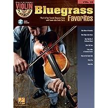 Bluegrass Favorites: Violin Play-Along Volume 10 (Hal Leonard Violin Play-Along) (English Edition)