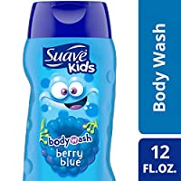 Suave Kids Body Wash, Berry , 12 Fluid Ounce (Pack of 6)