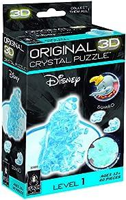 原创 3D 水晶拼图 - Belle Dumbo Dumbo