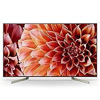 SONY 索尼 KD-55X9000F 55英寸4K超高清HDR安卓智能网络液晶电视 精锐光控 黑色