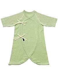 Anna Nicola 高品质材质×精致式样的连体衣 50cm NAI11041 日本制造 绿色