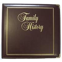 Executive Family History 活页夹,*红色