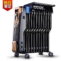 先锋DS1042(NDY-22S212)油汀取暖器S型12片取暖气静音办公室省电温控恒温电暖器油丁