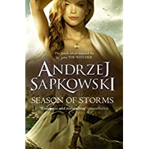 Season of Storms: Book 6 (The Witcher) (English Edition)