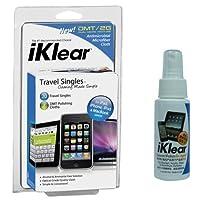 美国iKlear IK-TS20-2B 进口移动数码屏幕清洁套装组合 iPad、iPhone、平板电脑、触摸屏必备