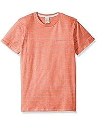 Calvin Klein 男童运动风圆领 T 恤