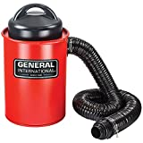 General International BT8008 2 合 1 便携式集尘器,红色粉末涂层