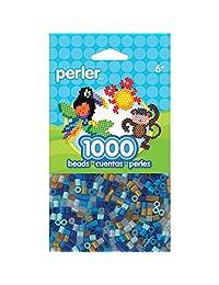 Perler Beads 1,000/Pkg-Winter Mix