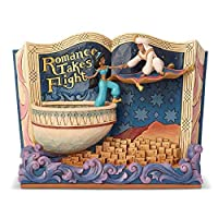 Disney Traditions Romance Take Flight Aladdin 故事书雕像