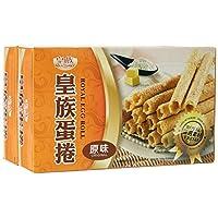 皇族 蛋卷-原味饼干144g*2(台湾)