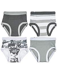 trimfit 婴幼儿棉质训练裤4个装