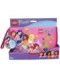 Neat-Oh! LEGO Friends ZipBin Heartlake Wristlet