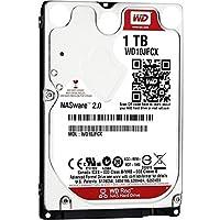 Western Digital WD Red SATA III 5400 RPM 16 MB Cache Bulk/OEM NAS Hard Drive 1TB