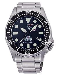 [ORIENT]ORIENT 依照JIS标准 潜水用 200m防水 正宗潜水表 机械式 手表 RA-EL0001B 男士