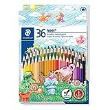 STAEDTLER施德楼 36色彩色铅笔 144 ND36