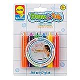ALEX Toys 在浴缸蜡笔中刷头