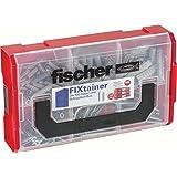 Fischer FIXtainer DUOLINE 销钉收纳箱 Fixtainer Sx mit Schrauben (De) SX-Dübel mit Schrauben 532891