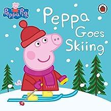 Peppa Pig: Peppa Goes Skiing (English Edition)