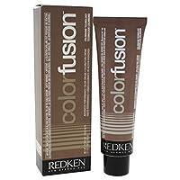 Redken Color Fusion Cream Natural Balance Hair Color for Unisex, No.9AGAsh/green, 2.1 Ounce
