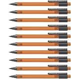 Staedtler 施德楼 办公 学生 彩色 自动铅笔(盒装/10入) 777 05-4-10(0.5mm橙色)