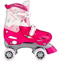 Nijdam 52sd 青少年可调节滑冰鞋