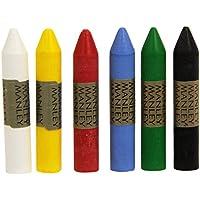 Manley 136113 – 一套6支蜡笔,彩色品种