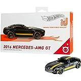 Hot Wheels iD 压铸 Jungen 2016 Mercedes AMG GT 多色