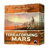 Terraforming Mars 棋盤游戲 144 months to 180 months Basic pack 多色
