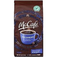 MCCAFE Colombian Coffee, Medium-Dark Roast, Ground, 12 Ounce, 6 Pack