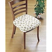 日本製 おしゃれな 椅子カバー 座面 用 森の果実