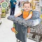 Little Me 婴儿购物车套和高脚椅套 2 合 1 恐龙