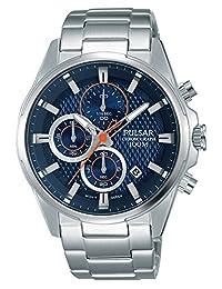 Pulsar 男士手表 计时表 带不锈钢表带 - PM3059X1