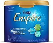Enfamil 美赞臣铂睿 Enspire 蓝臻 婴儿配方奶粉,20.5 盎司/581克(包装可能有所不同)