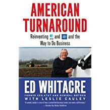 American Turnaround: Reinventing AT&T and GM and the Way We Do Business in the USA (English Edition)