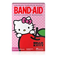 Band-Aid 装饰胶绷带 Hello Kitty Assorted 20 Count (Pack of 3) 60
