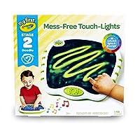 My First Crayola 触摸灯,音乐涂鸦板,幼儿玩具和礼物