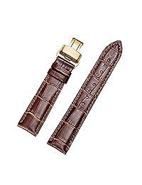 EHHE ZPF 皮革 棕色 ZZ-23-zheG 表带