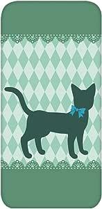 智能手机壳 透明 印刷 对应全部机型 cw-166top 套 硬质 猫 猫 猫 UV印刷 壳WN-PR493704 Xperia Z4 SO-03G 图案 A