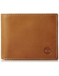 Timberland 男式 cloudy 证件套皮夹