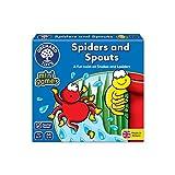 Orchard Toys 桌面游戏 迷你小游戏-蜘蛛和水管