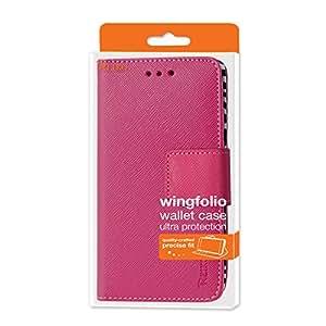 Reiko 三星 S7 钱包式手机壳 3 合 1 斑马图案 - 零售包装 - 热粉色