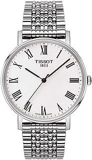 Tissot T109.410.11.033.00 Everytime Medium 男式手表 银色 38mm 不锈钢