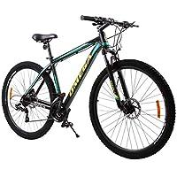 OMEGA 自行车 中性 - 成人 DUKE 自行车,街头,MTB 自行车,黑色/*,29