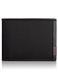 TUMI 男式 钱包 0119230DID 黑色 4寸