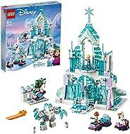 LEGO Disney Princess 43172 – Elsa神奇冰宫,儿童玩具