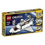 【7月新品】 LEGO 乐高 Creator 创意百变系列 航天飞机探险家 31066 7-12岁 积木玩具