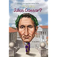 Who Was Julius Caesar? (Who Was?) (English Edition)