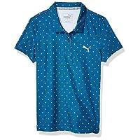 PUMA 2019 高尔夫女孩圆点马球衫